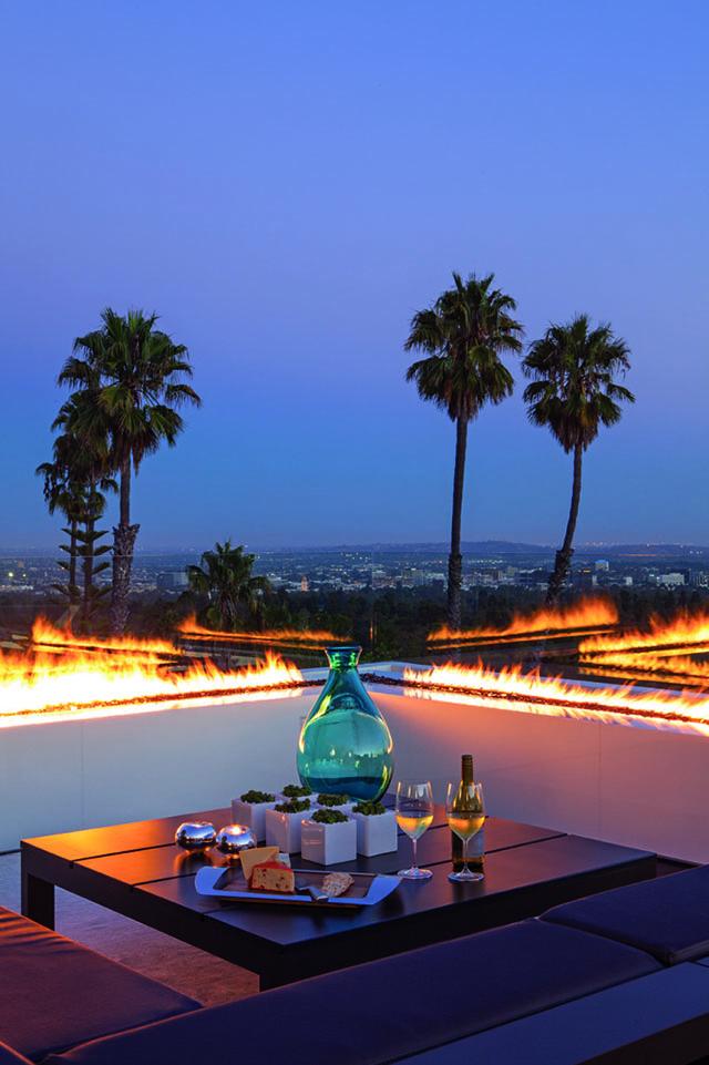 Die $36 Millionen Dollar 1201 Laurel Way Beverly Hills Residenz 11
