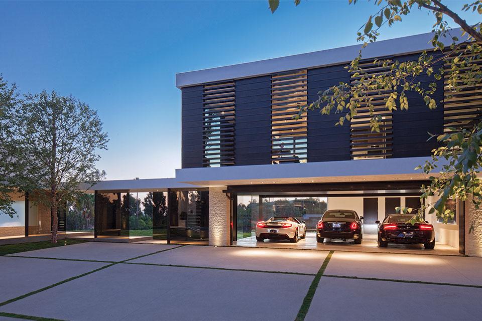 Die $36 Millionen Dollar 1201 Laurel Way Beverly Hills Residenz 13