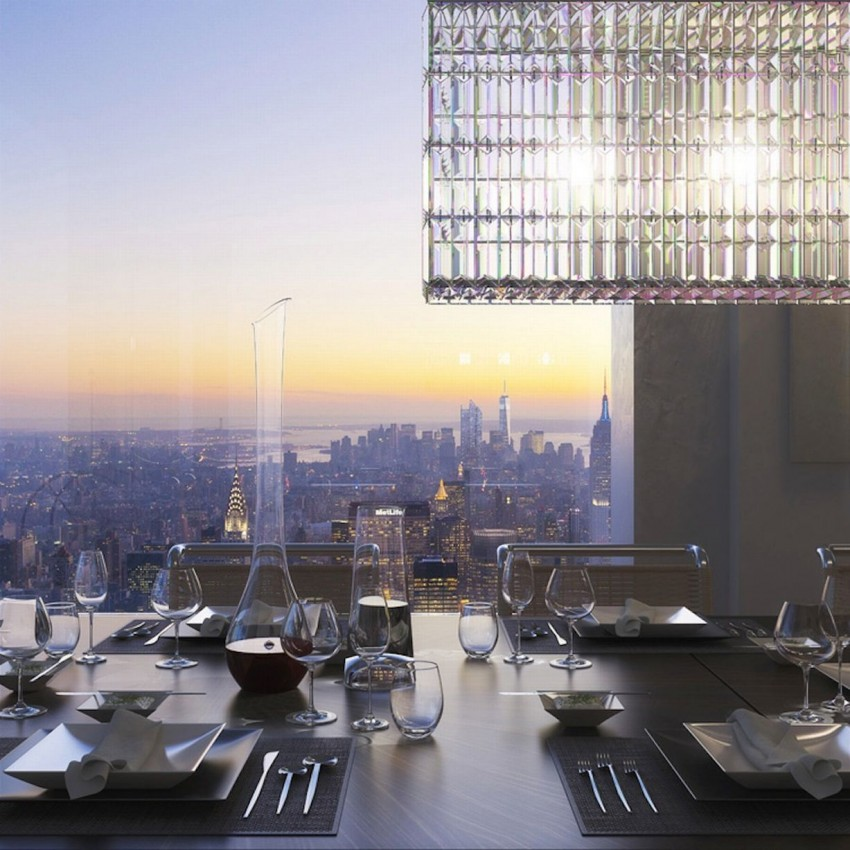 Apartment New York City: 432 Park Avenue: Das $95 Millionen Dollar Apartment In New