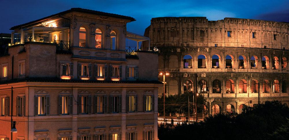 5 Star Luxury Hotel Palazzo Manfredi 3