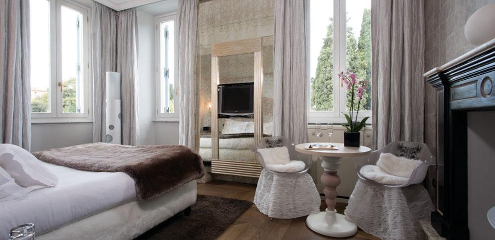 5 Star Luxury Hotel Palazzo Manfredi 5