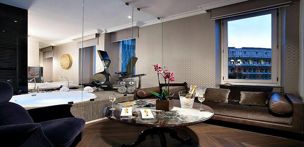 5 Star Luxury Hotel Palazzo Manfredi 9
