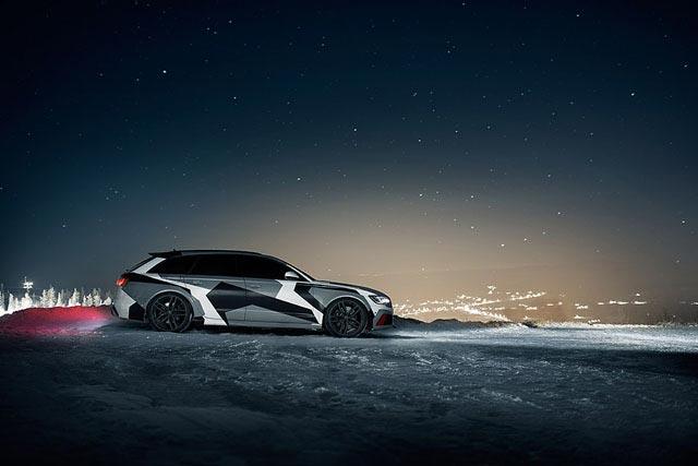 Jon Olsson's 2014 Audi RS6 2