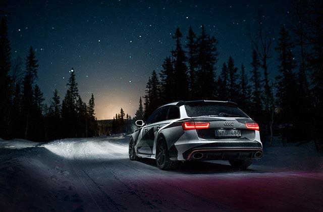 Jon Olsson's 2014 Audi RS6 3