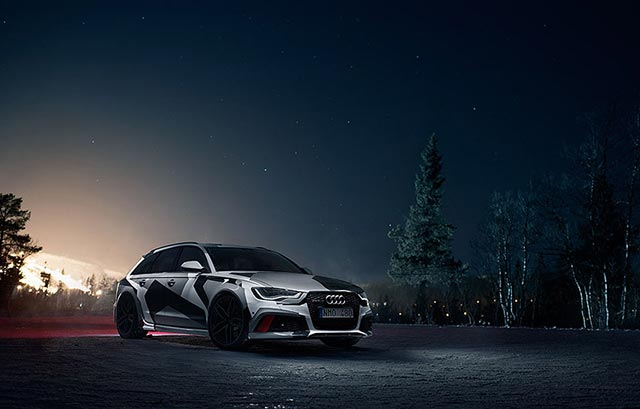 Jon Olsson's 2014 Audi RS6 1