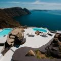 The fantastic Aenaon Villas of Santorini