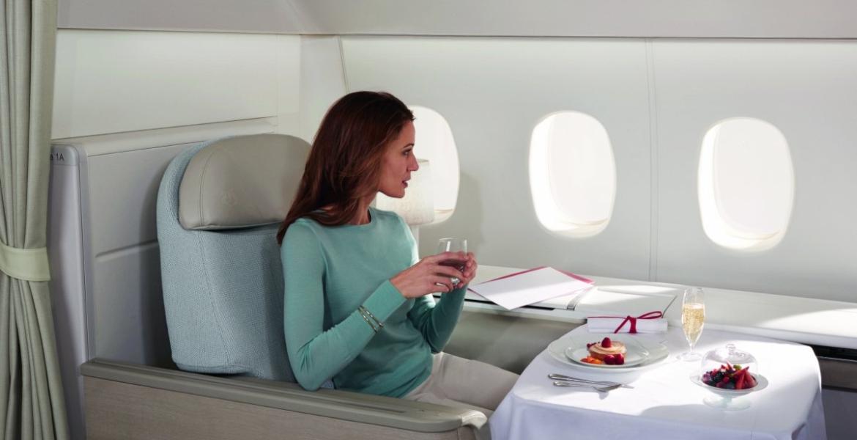 "Air France enthüllt ""Haute Couture"" Luxussitz"