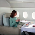 """Air France Unveils """"Haute Couture"""" Luxury Seat"""