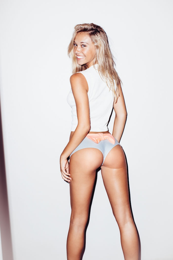 Alexis Ren and her Polaroid Shots 7