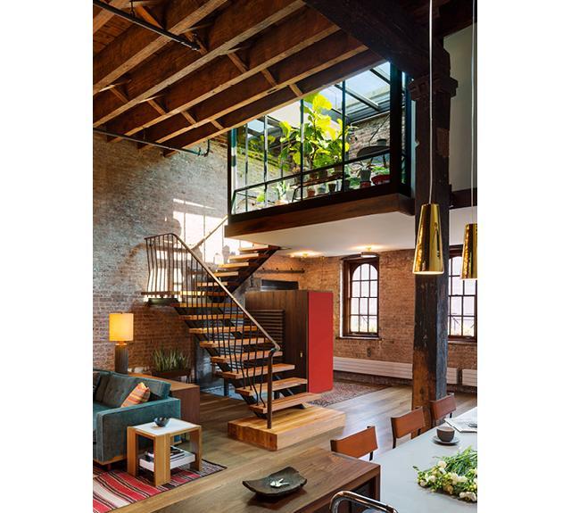 Amazing Tribeca Loft by Andrew Franz Architect 3