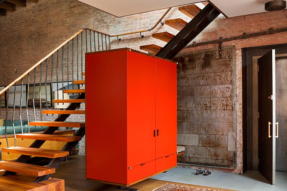 Amazing Tribeca Loft by Andrew Franz Architect 4