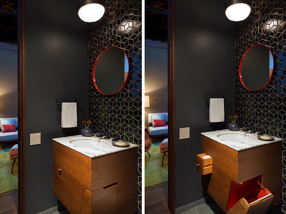Amazing Tribeca Loft by Andrew Franz Architect 8