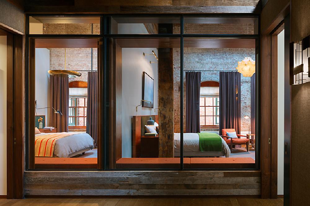 Amazing Tribeca Loft by Andrew Franz Architect 9