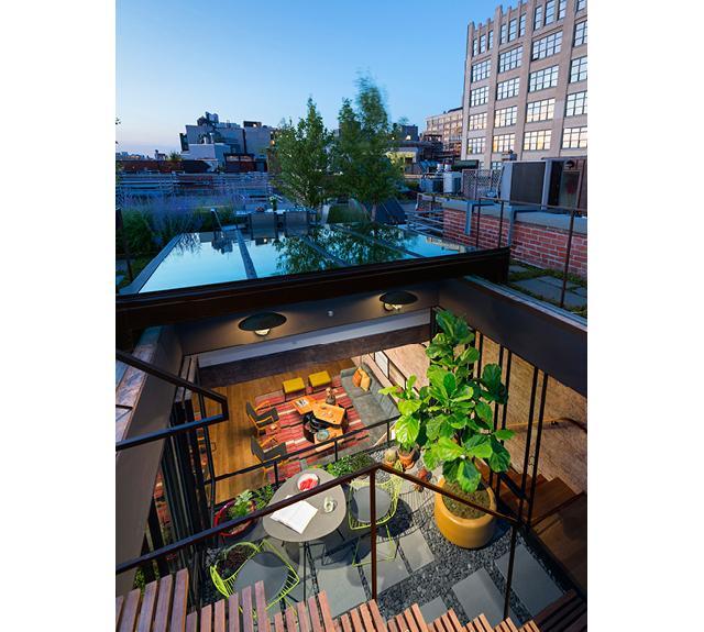 Amazing Tribeca Loft by Andrew Franz Architect 13