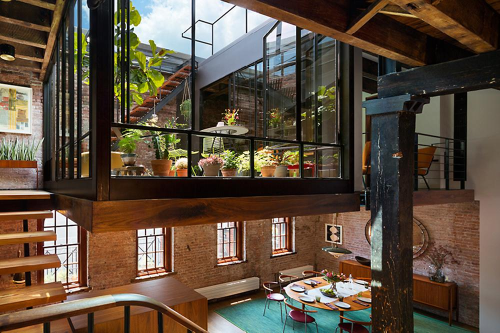 Amazing Tribeca Loft by Andrew Franz Architect 1