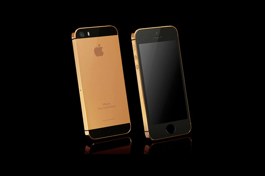 Apple iPhone 5s Now Available in Gold, Platinum and Rose Gold 2