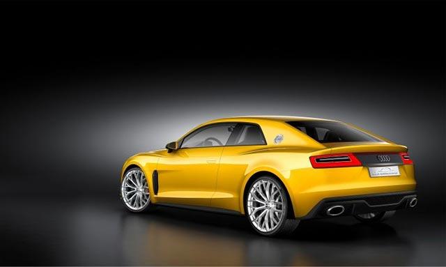 Audi Sport Quattro Concept Car 2