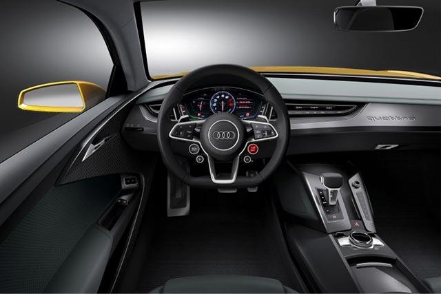 Audi Sport Quattro Concept Car 3