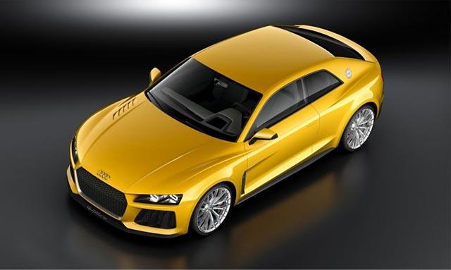 Audi Sport Quattro Concept Car 1