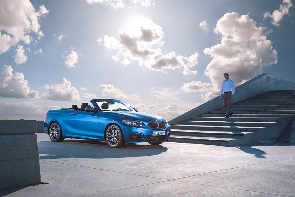 The new BMW 2 Series Convertible M235i 3