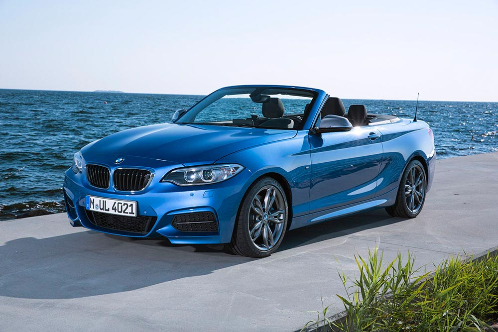 The new BMW 2 Series Convertible M235i 5