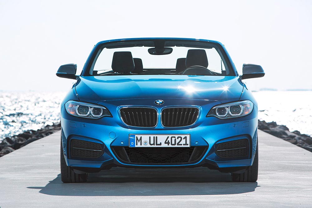 The new BMW 2 Series Convertible M235i 6