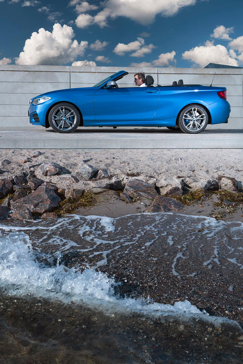 The new BMW 2 Series Convertible M235i 16
