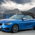 The new BMW 2 Series Convertible M235i