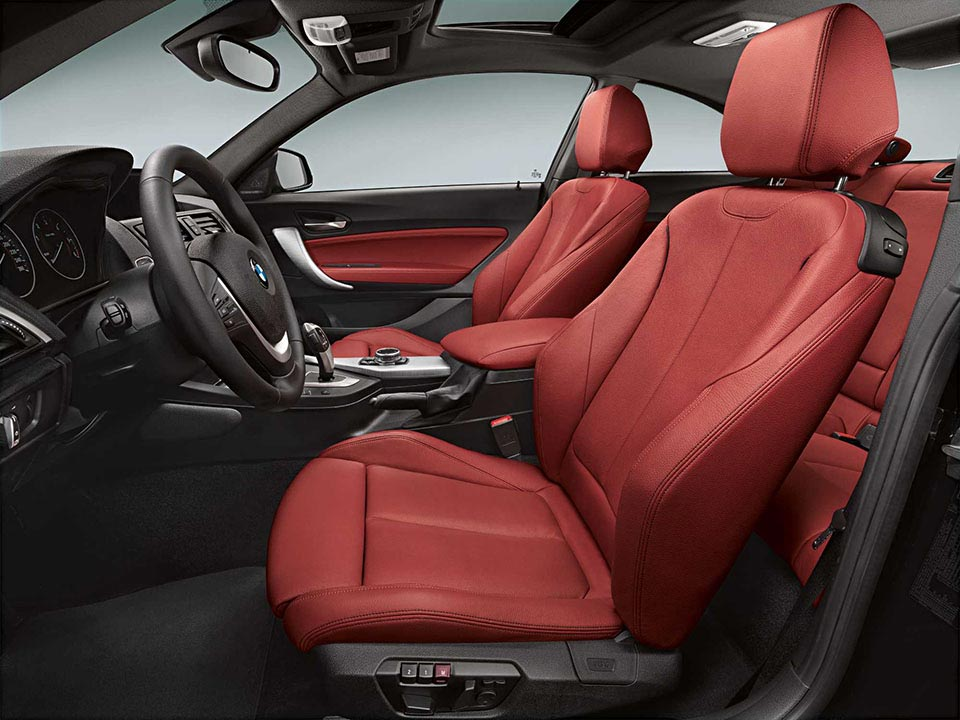 This is the New BMW 2 Series Coupe 13