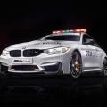 Das neue BMW M4 Coupé DTM Safety Car