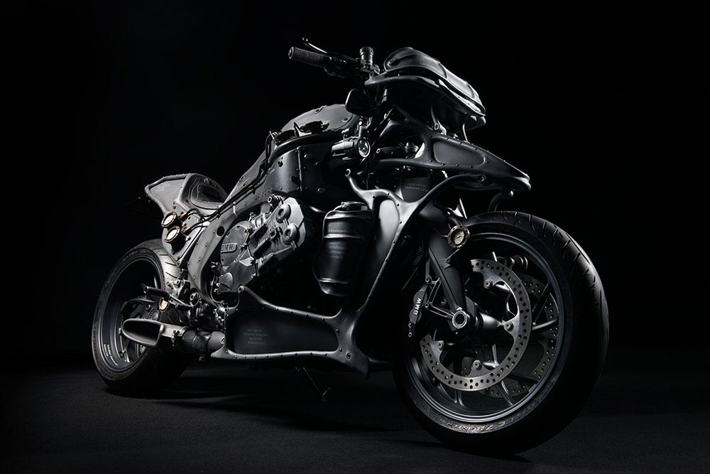 BMW Motorrad Ignite Straight Six Project 4