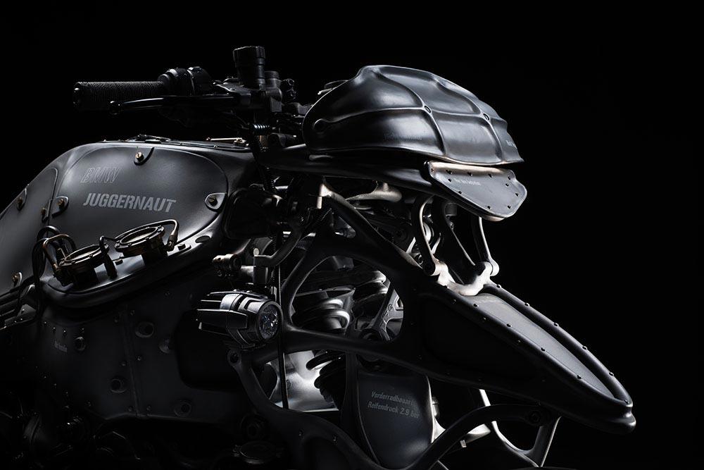 BMW Motorrad Ignite Straight Six Project 5