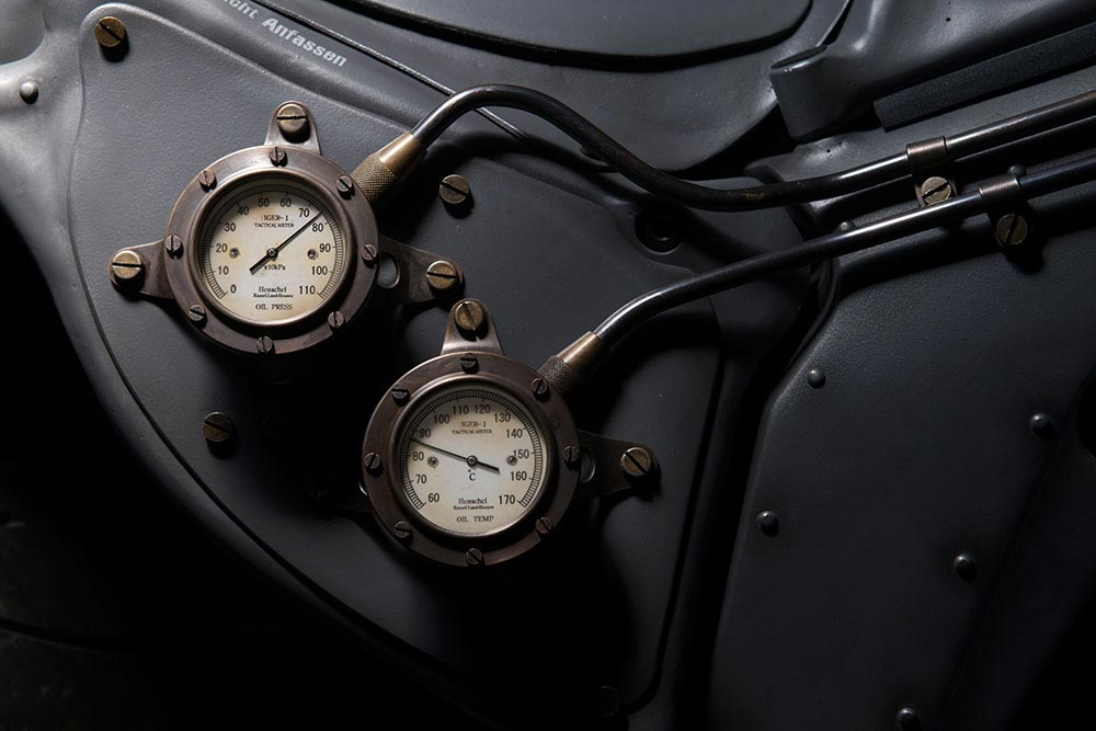 BMW Motorrad Ignite Straight Six Project 7