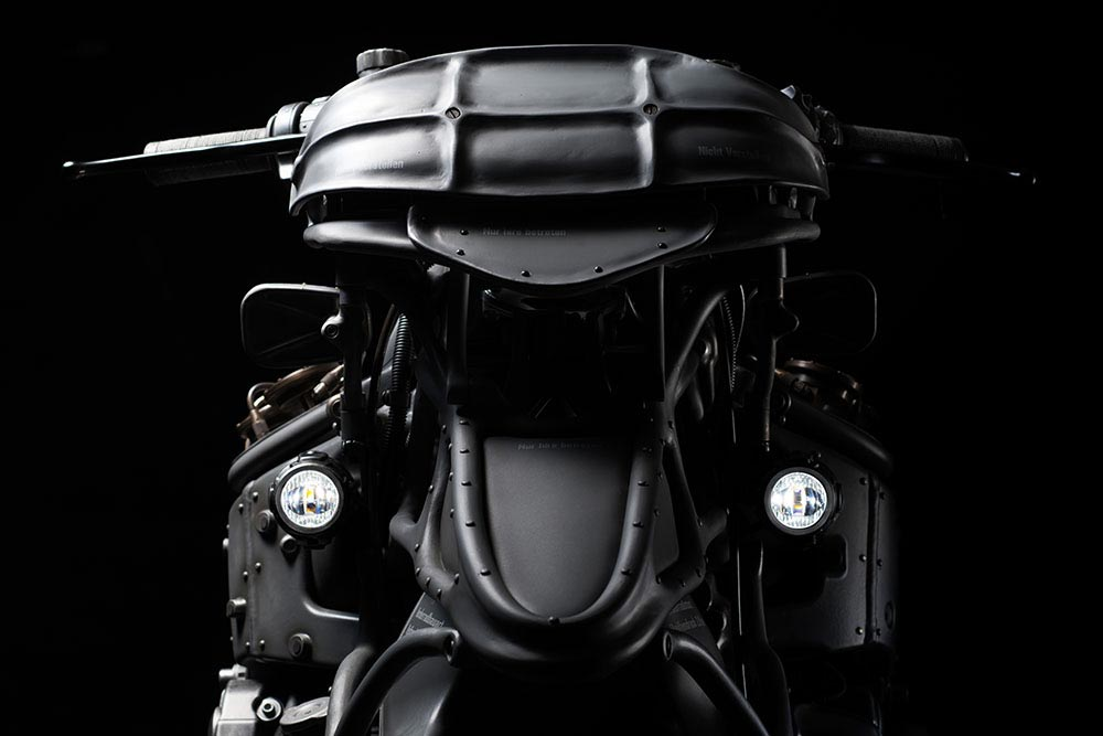 BMW Motorrad Ignite Straight Six Project 8