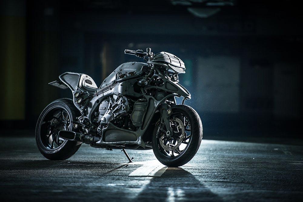 BMW Motorrad Ignite Straight Six Project 10
