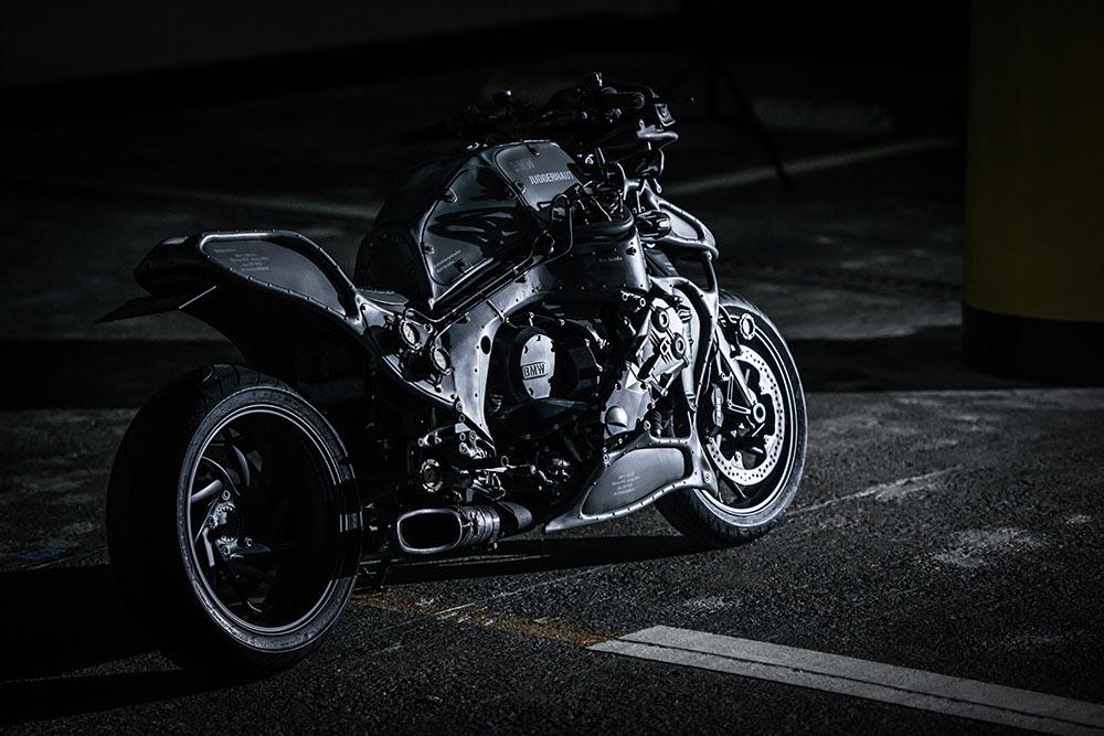 BMW Motorrad Ignite Straight Six Project 11