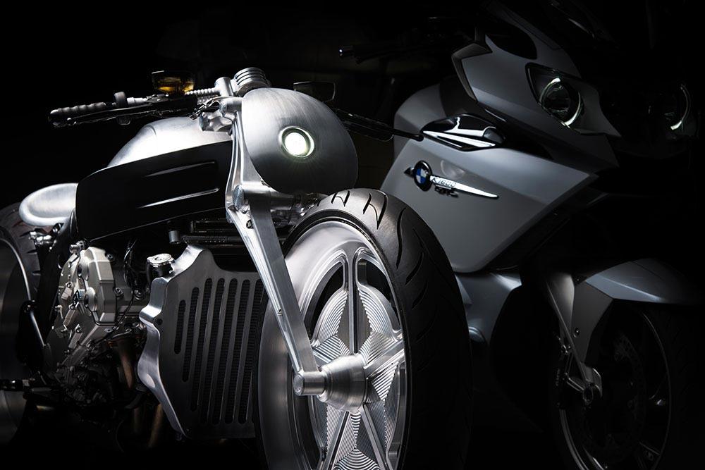 BMW Motorrad Ignite Straight Six Project 16