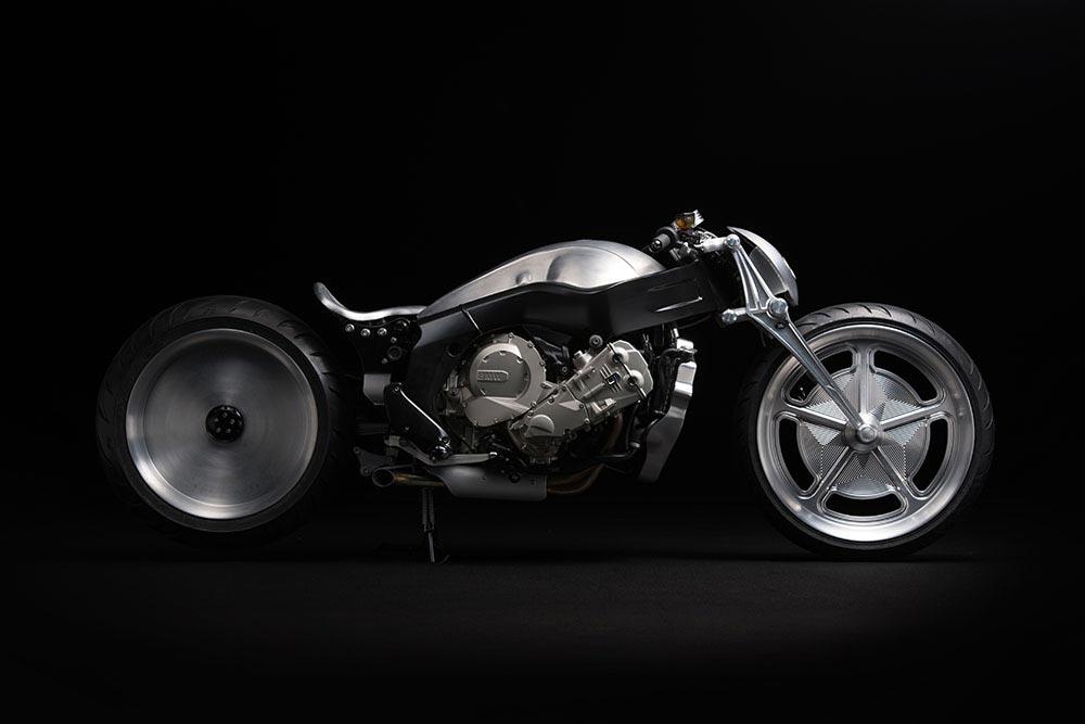 BMW Motorrad Ignite Straight Six Project 17