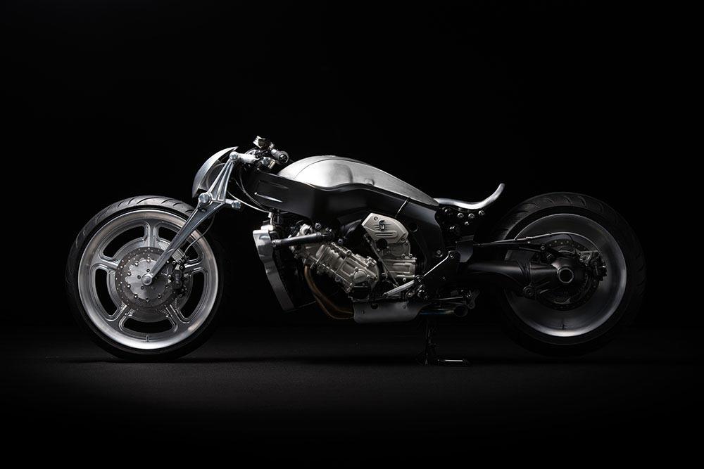 BMW Motorrad Ignite Straight Six Project 18