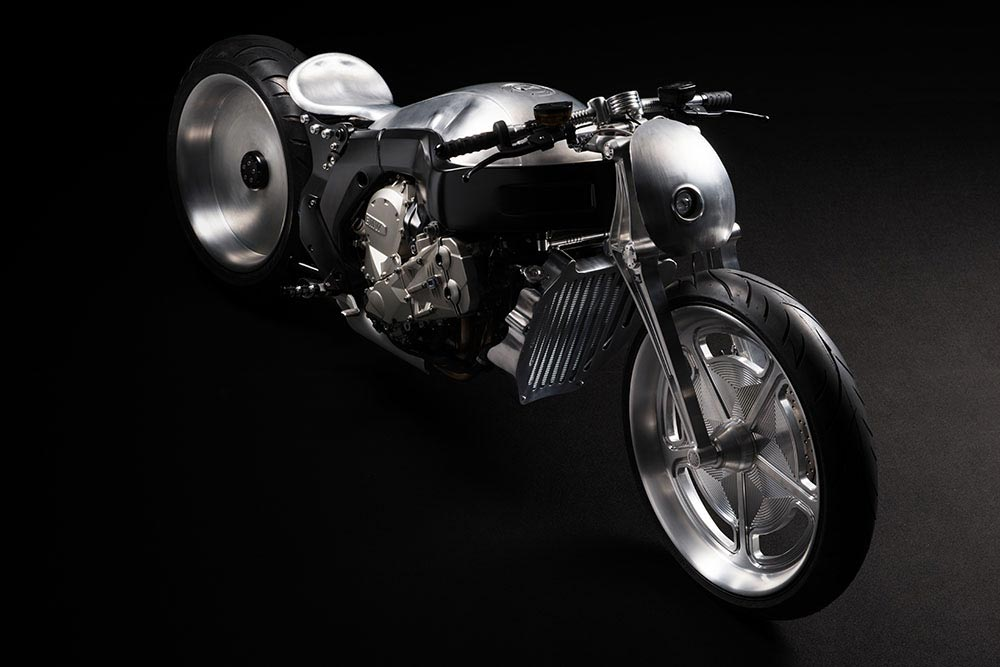 BMW Motorrad Ignite Straight Six Project 19