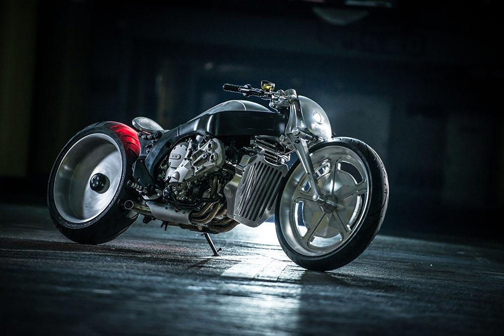 BMW Motorrad Ignite Straight Six Project 22
