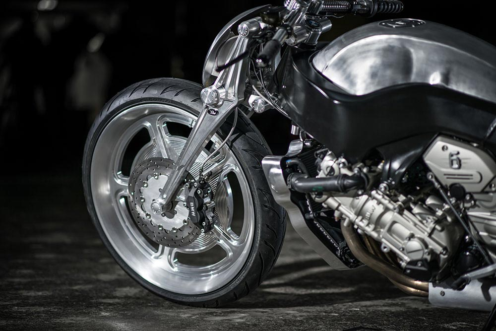 BMW Motorrad Ignite Straight Six Project 24