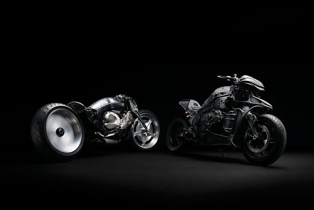 BMW Motorrad Ignite Straight Six Project 1