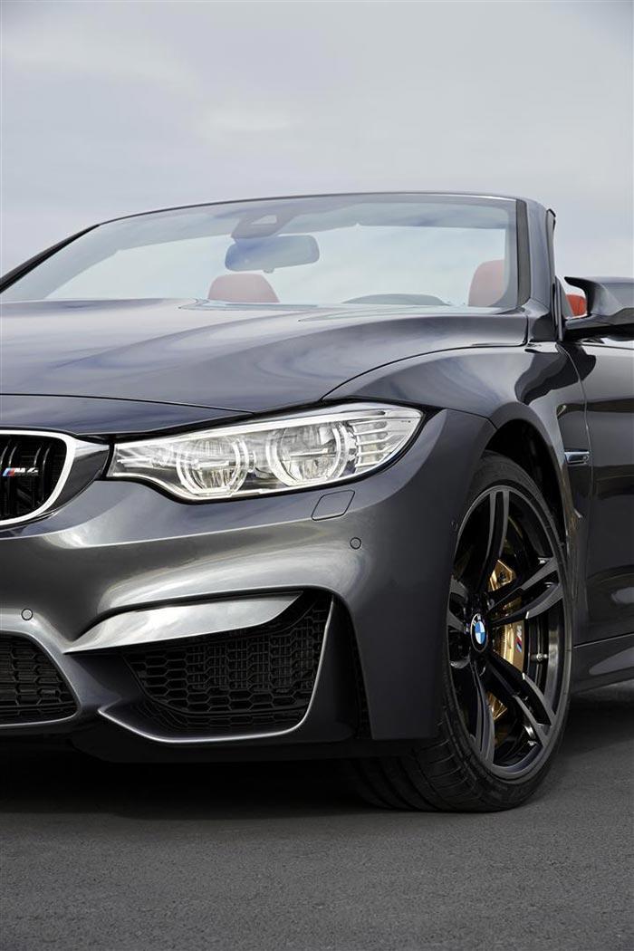 BMW enthüllt das neue M4 Cabrio 2
