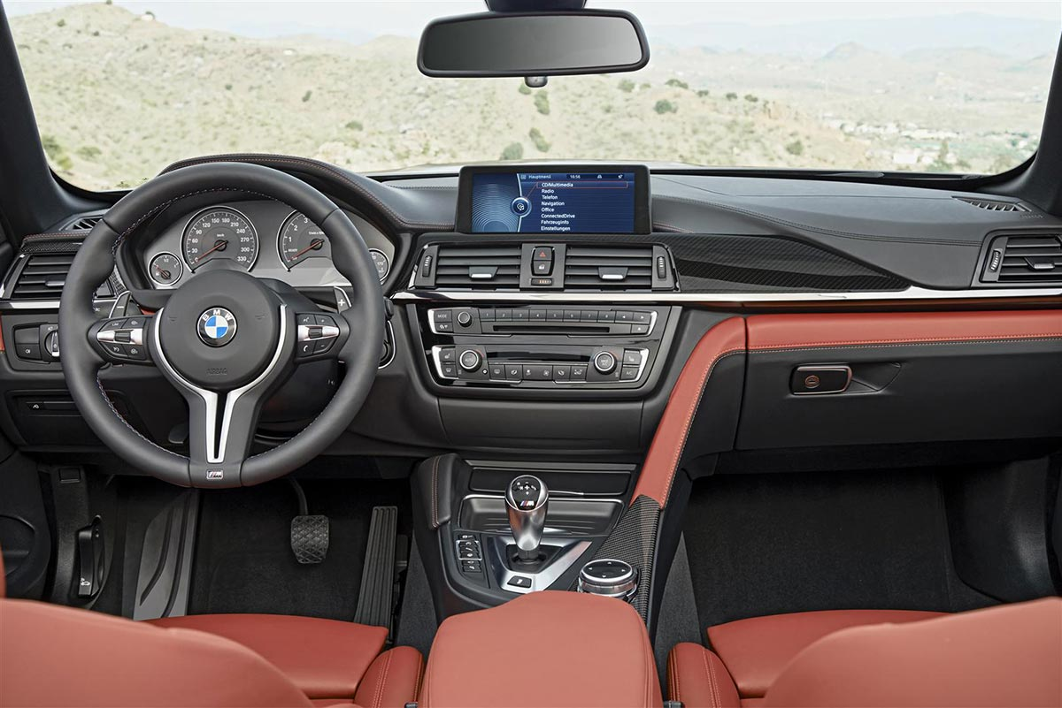 BMW enthüllt das neue M4 Cabrio 9