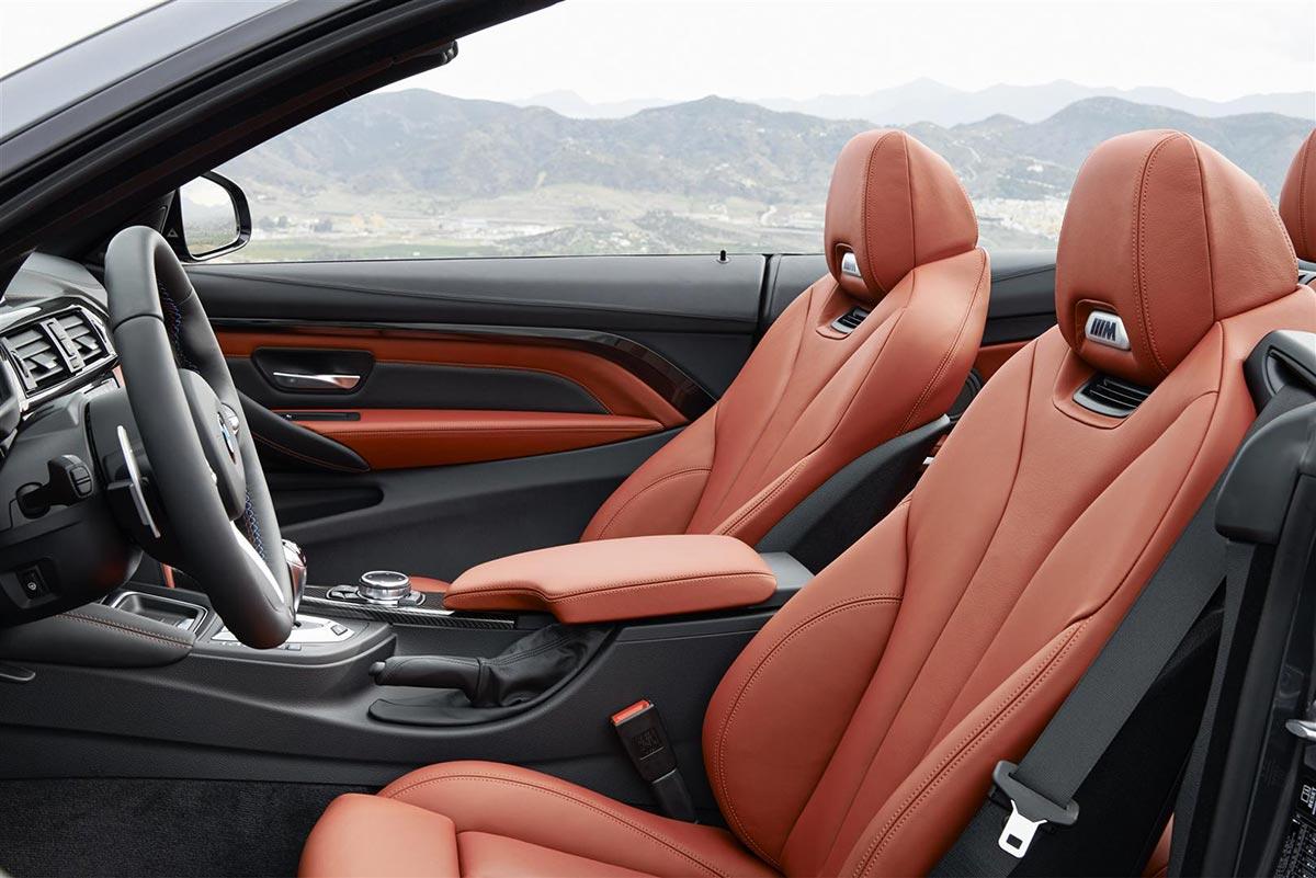 BMW enthüllt das neue M4 Cabrio 10