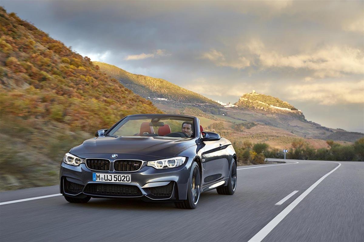 BMW enthüllt das neue M4 Cabrio 11