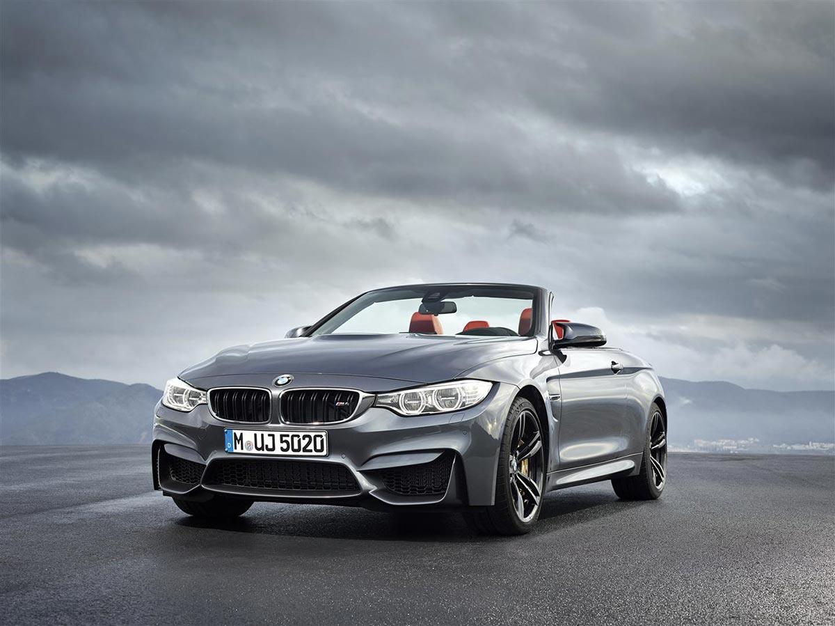 BMW enthüllt das neue M4 Cabrio 12
