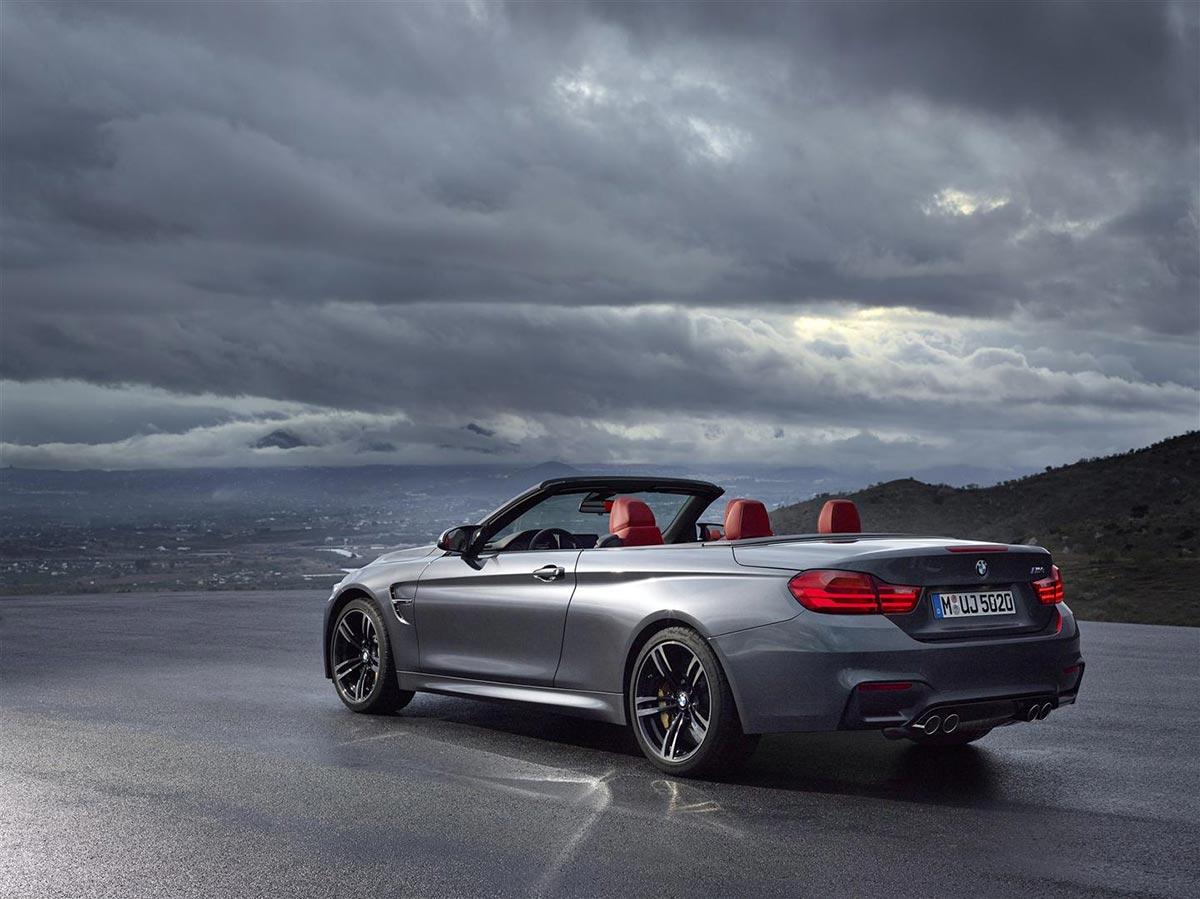 BMW enthüllt das neue M4 Cabrio 13
