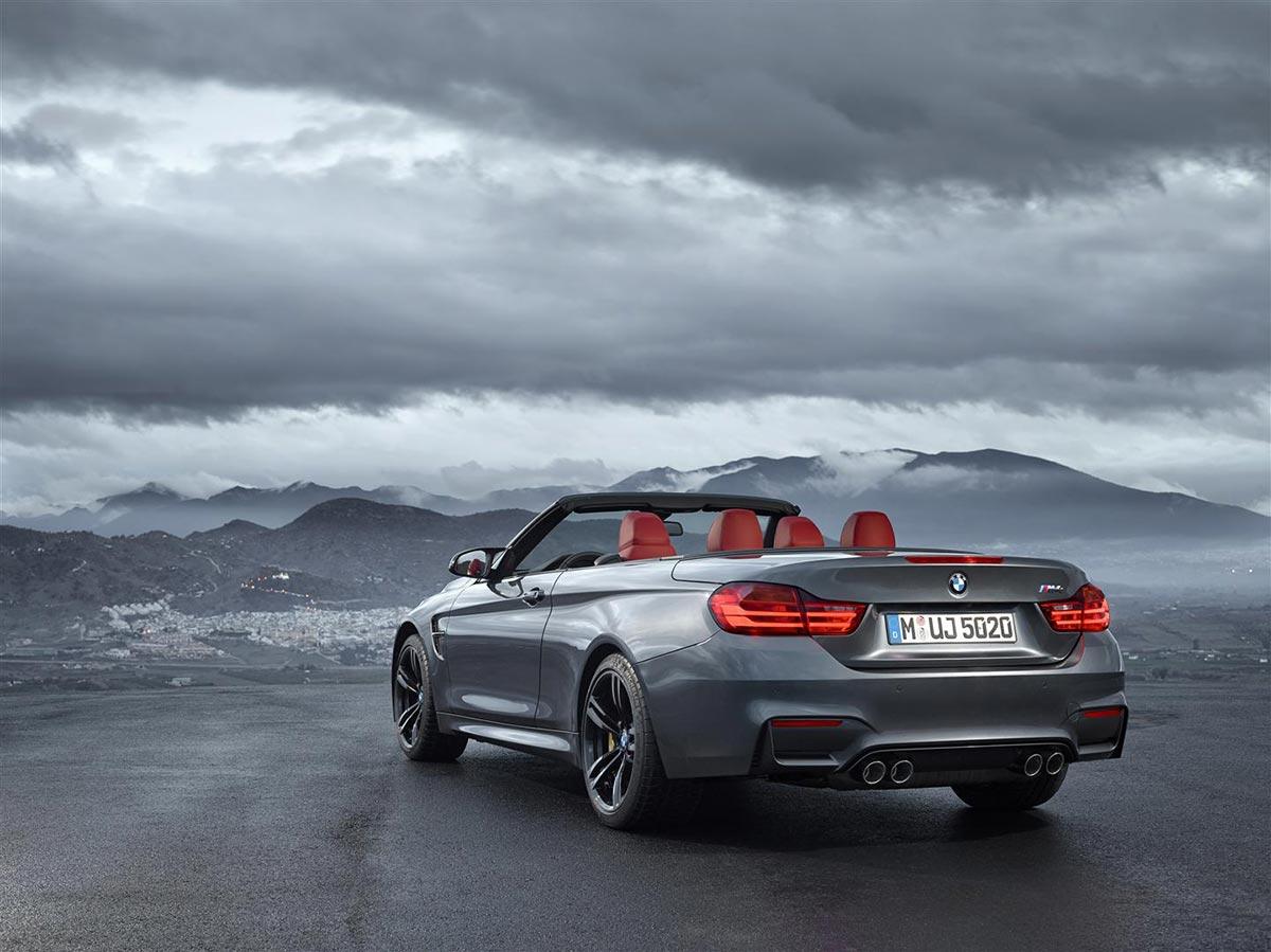 BMW enthüllt das neue M4 Cabrio 14